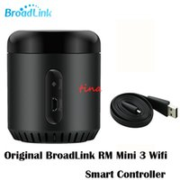 Wholesale broadlink switch for sale - Group buy Original BroadLink RM Mini3 Smart WiFi Remote Controller Smart Home Automation Switch Intelligent WiFi IR Android