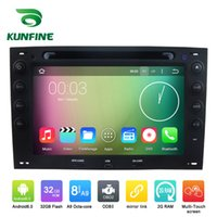 Octa Core 1024 * 600 Android 6.0 Auto DVD GPS Navigation Multimedia Player Auto Stereo für Renault Megane 2003-2010 Radio Headuint Wifi