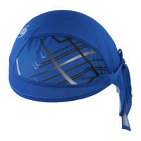 Wholesale Laser Pirate Hat riding outdoor sports pirate scarf mountain road bike sports cap