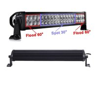 "Wholesale led light bar marine - 22"" 120W Spot Flood Led Work Light bar Combo Off-road Driving Lamp Led Working Light for Car Jeep Truck Boat Ford Tractor Trailer Marine"