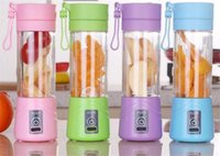 Single Gear (Masticating) Juicer as pic as pic Multi 4 Color Electric Fruit Juicer Cup Mini Portable USB Rechargeable Smoothie Maker Blender Shake And Take Juice Slow Juicer Cup