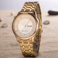 Wholesale High End Fashion Jewelry - 2017 AAA Waterproof watch crime high-end luxury fashion brand quartz clock watch steel belt leisure fashion watches 4