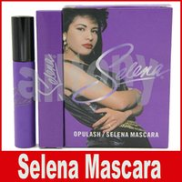 Wholesale Best Lengthening Mascara - Best-Selling Selena Collection Mascara Newest MAKEUP OPULASH   SELENA MASCARA Black Natural Eye Comestic For Women DHL