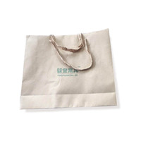 Wholesale Wholesale Customized Shopping Bags - Customized hot sell Kraft bags environmental packing paper gift wrapping bags holiday shopping clothing bag free shipping