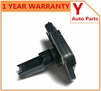 Wholesale Mass Air Flow Sensors - New 1pc Original Mass Air Flow Meters YC2F-12B579-BA AFH80-06D Air Flow Sensors for FORD Free Shopping