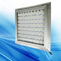 Wholesale Outdoor Ceiling Led Lighting - New LED Canopy Light Gas Station Lights 50W 70W 90W 120W 150W High Bay Light Bridgelux LED High Lumens 100lm w Ceiling Light Outdoor Lights