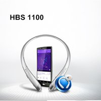 Wholesale Mixing Sounds - TONE Platinum HBS-1100 HBS 1100 Bluetooth Wireless Stereo Headphones with Harman Kardon Sound HBS1100 Headset for iphone 7 6 with retail box