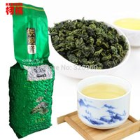 authentic chinese tea al por mayor-C-WL038 Tieguanyin té Oolong 250g chino Tikuanyin té verde Anxi lazo Guan Yin natural salud orgánica auténtica rima sabor té verde