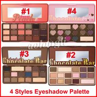 Wholesale Love Sweet - In stock Face eyeshadow palette 18 color Sweet Peaches Eye shadow Chocolate Natural Love Eyeshadow Makeup Cosmetics DHL Free shipping
