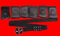 Wholesale Men Suspender Suit - X-men - die shi Deadpool - wade Wilson belts suspender belt suit tights accessories