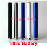 Wholesale Electronic Cigarette Auto Batteries - 280mah kr808d-1 auto battery for 808d-1 4051 DSE901 Electronic cigarettes 180mah 220mah 280mah 320mah 808d-1 battery online wholesale