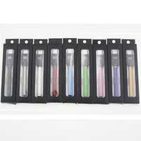 Wholesale E Cig Pen Battery - CE3 O pen vape touch battery 280mAh e cig 510 thread e cigarettes for wax oil cartridge vaporizer USB Charger