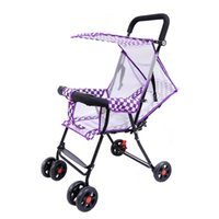 Wholesale Stroller Simple - Wholesale- Ultra Simple Baby Stroller Babies Cars for Children