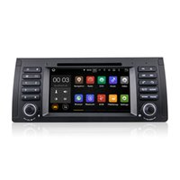 Wholesale E39 Android - Android 5.1.1 Car DVD Radio Player GPS Navigator for BMW 5 Series E39 E53 E38 M5 With Wifi Bluetooth DAB+ CanBus