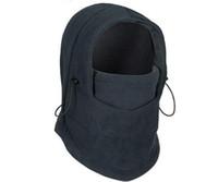 Wholesale winter bike hood for sale - 50Pcs Thermal Fleece Balaclava Hood Police Swat Ski Bike Wind Winter Stopper Face Mask