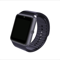 Wholesale Remote Iphone Support - Smart Watch GT08 Reloj Inteligente Support Sim Card Bluetooth Connectivity for Iphone Android Phone Smartwatch