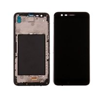 Wholesale LCD For LG K20 plus MP260 TP260 VS501 Screen Replacement inch Touch Screen Digitizer Display With Frame Assembly K10