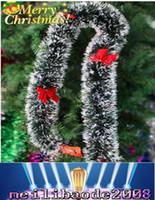 Wholesale Merry Christmas Ribbon - pine garland merry christmas christmas tree decoration strip decoration garland Christmas ribbon Christmas decoration MYY