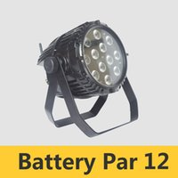 12x15w 12pcs 5in1 batterie rgbwa par lumière Wireless Led Uplighting À vendre 15w RGBAW Outdoor Led Par