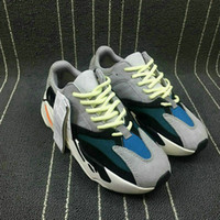Wholesale Free Boot Camp - 2018 Wholesale boost 700 kanye west shoes mens women Boots Cheap running shoes 700 Boost Sport Sneakers US 5-11 Free Shipping with box
