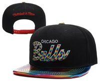Wholesale Bull Hats - HOT 2017 Adjustable Chicago rose Snapback Hat many Snap Back Hat For Men Basketball Cap Cheap Bulls Hat Adjustable men women Baseball Cap