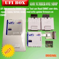 Wholesale cable unlocking tool for sale - Group buy new original Ufi Box UFI BOX TOOL ful EMMC Service Tool