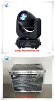 Wholesale Light Road Cases - 4Xlot road case 2017 new product 16CH gobo dj lights led moving head spot 150w