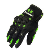 Wholesale knights cross - Wholesale- New pattern Motorcycle gloves Car racing Cross country Knight Protection against fall gloves