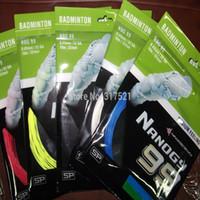 Wholesale Wholesale 99 - badminton string 99 5 pcs lot free shipping