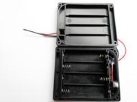 держатели полос оптовых-водонепроницаемый ip65 2aa 3aa 4aa держатель батареи для светодиодные полосы и т. д.