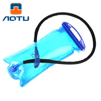 Wholesale Camelback Bladder - AOTU 2L TPU Bicycle Mouth Sports Water Bag Bladder Hydration Camping Hiking Climbing Military Green camelback 057