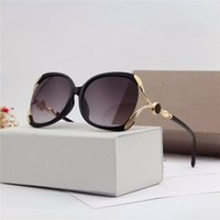 Wholesale Discount Oval Frames - Glasses Women Brand designer high quality original boxes luxury famous fashion new 2017 sunglasses lady promotional discount D679