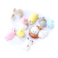 Wholesale Little Plastic Animal Toys - Cute little animal decompression toys