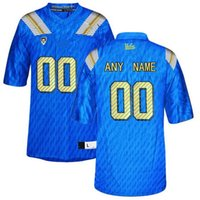 Wholesale Number Lights - Custom UCLA Bruins College Football Jersey Mens Limited light blue baby Personalized Stitched Any Name Any Number #8 #3 cheap Jerseys S-3XL