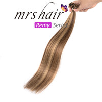saç uzatmaları renk 27 toptan satış-MRSHAIR 18