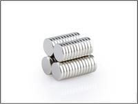 imán super potente n35 al por mayor-Super Potente Pequeño Imán de Neodimio Bloque Permanente N35 NdFeB Disco Fuerte Imanes Magnéticos 100 Unids / lote 12x1.5mm envío gratis
