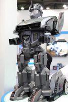 ingrosso giocattolo di guida dell'automobile-Kids Toy 12V giro Cavaliere Car Robot bambini automobile di telecomando Passeggino commercio all'ingrosso di trasporto