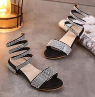 cb72f63bf12827 Kızlar Prenses Glitter Taklidi Plaj Sandalet Ayakkabı Çocuklar kaymaz  Kauçuk Taban Sandalet Çocuk Yaz Ayakkabı Boyutu 27-37