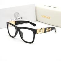 tienda de gafas de alta calidad al por mayor-2019 Nueva marca gafas de sol mujeres hombres marco diseñador de alta calidad 426-2 gafas de sol dama conducir compras gafas envío gratis