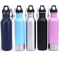 Wholesale Cool Beer Bottle Openers - 12oz Beer Bottle Keeper Stainless Steel Insulator Insulated And Beer Bottles Cooler Cup With Bottle Opener WX9-262