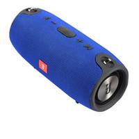 beste mini-lautsprecher für telefon großhandel-Drahtlose Beste Bluetooth Lautsprecher Wasserdichte Tragbare Outdoor Mini Column Box Lauter Subwoofer Lautsprecher Geeignet für IOS Android-Handy