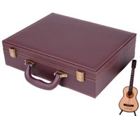 Wholesale leather suitcase the size CM Box shipping by Sea way