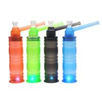 ingrosso tubo di plastica illuminante-Nuovi tubi di plastica con luci, tubi di alluminio, tubi di metallo pregiato