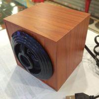 ingrosso bluetooth per il desktop-Altoparlante subwoofer stereo MiNi Wood che ripristina i mini altoparlanti da tavolo antichi modi per TV Desktop Computer per telefoni cellulari
