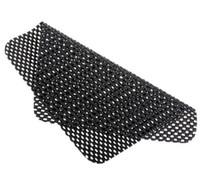 mobiltelefonmatte großhandel-Schwarzer Plastikschaum-nicht Beleg-Schlag-Matten-Armaturenbrett-Auto-magischer Griff-klebrige Auflagen-Halter-Anti-Rutschmatten für Mobiltelefon für iPad