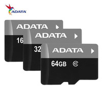 Wholesale Real Micro Sd Card 8gb - 100% real ADATA 4GB 8GB 16GB Micro SD Card SDXC USH-1 Class10 TF Card Micro SD Card+ SD Adapter with retail package free shipping