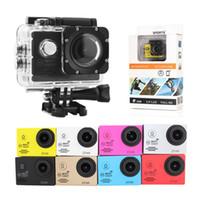 ltps lcd оптовых-Хорошее качество действий камеры SJ7000 Wifi 2.0 LTPS экран NTK96655 мини-рекордер морской дайвинг go водонепроницаемый pro камеры Спорт 1080P HD DV