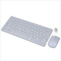 ingrosso bluetooth per il desktop-Mouse da tastiera desktop wireless ultrasottile CAA-2.4GHz