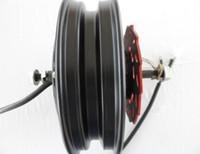 ingrosso motore elettrico ad alta potenza-10 pollici 48 V / 60 V / 72 V 2500 W ad alta potenza e-scooter motore brushless / e-bike motore di DIY bldc / motore del motociclo elettrico ad alta velocità