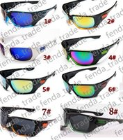 Wholesale lowest sunglasses resale online - Lowest Brand H0T STYLE men Bicycle sun glasses Sports goggles driving sunglasses cycling good quality colors MOQ FACTORY PRICE